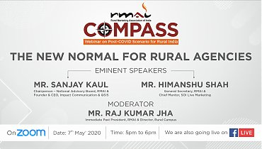 RMAI Compass: The New Normal for Rural Agencies